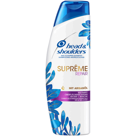 head & shoulders Supreme Repair Shampoo