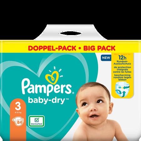Pampers Baby-Dry Gr. 3 (6-10kg) Doppelpack