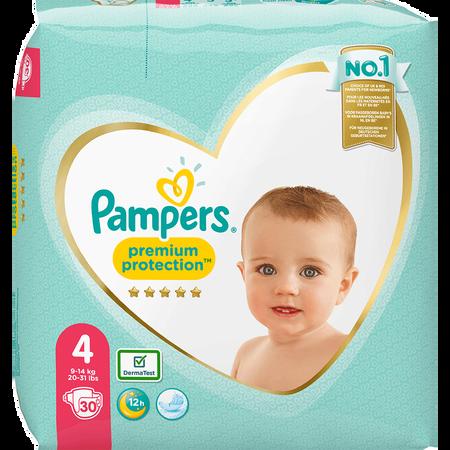 Pampers Premium Protection Gr. 4 (9-14kg) Einzelpack