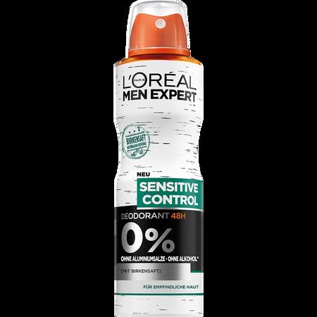 L'ORÉAL PARIS MEN EXPERT Hydra Sensitive Deo Spray