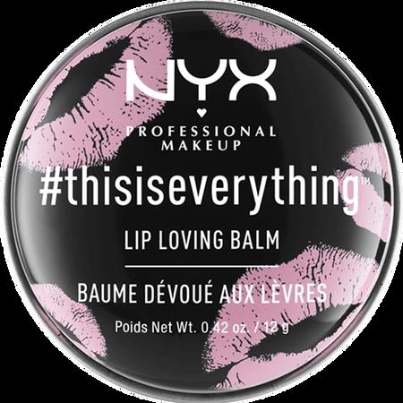 NYX Professional Make-up #thisiseverything Lip Balm