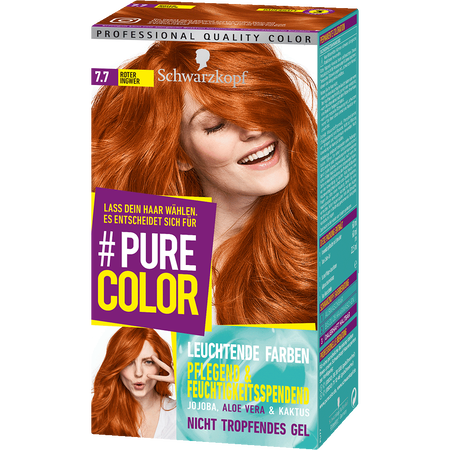 Schwarzkopf Pure Color Coloration