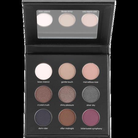LOOK BY BIPA Eyeshadow Palette I Am Smokey