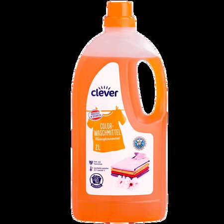 clever Colorwaschmittel flüssig