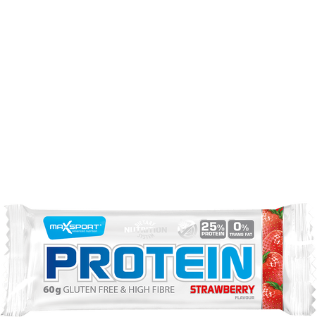 Max Sport Protein Strawberry Riegel