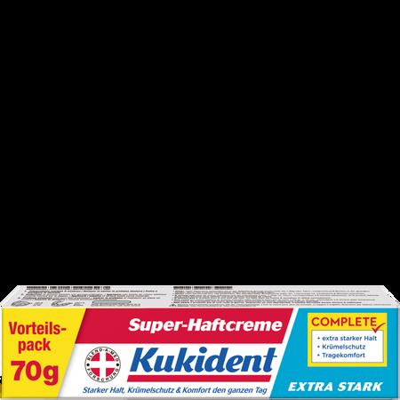 Kukident Super-Haftcreme extra stark