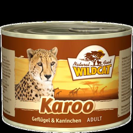 Wildcat Karoo Adult Geflügel  Kaninchen