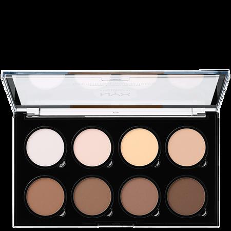 NYX Professional Make-up Highlight & Contour Pro Palette