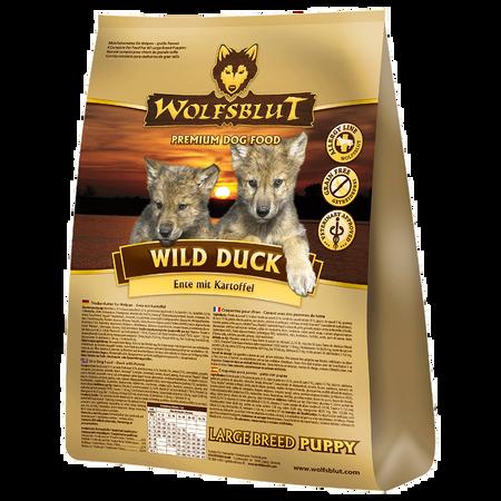 Wolfsblut Wild Duck Puppy Large Breed