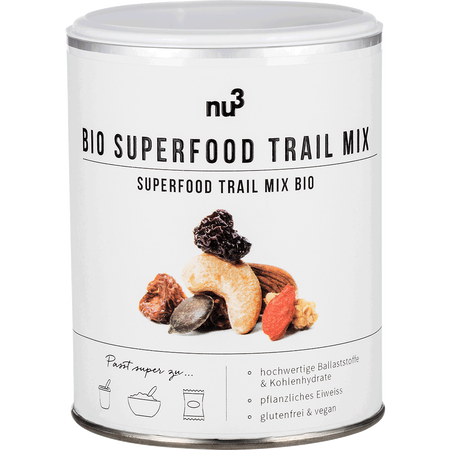 NU3 Bio Superfood Trail Mix
