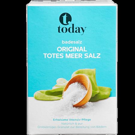 today Original Totes Meer Badesalz