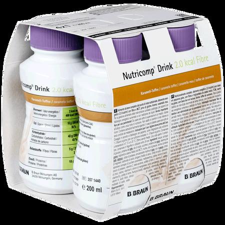Nutricomp Plus Karamell Drink