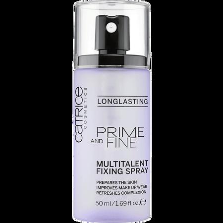 Catrice Prime and Fine Multitalent Fixing Spray