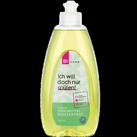 BI HOME Spülmittel Konzentrat Limette