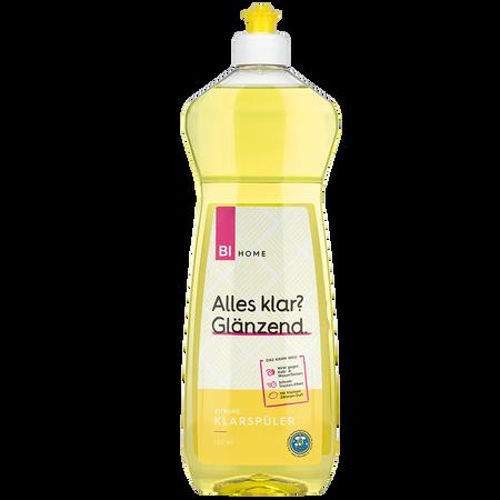 BI HOME Klarspüler Zitrone