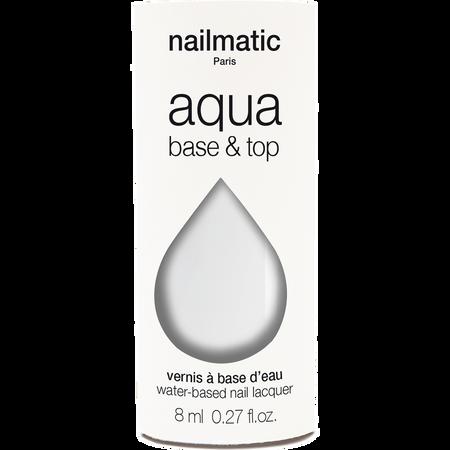 nailmatic Nagellack auf Wasserbasis Base & Topcoat