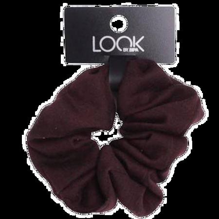 LOOK BY BIPA Haarband Scrunchie braun