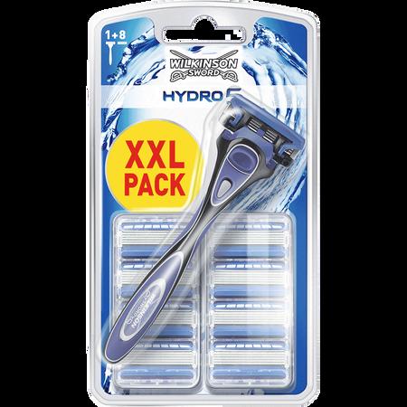 Wilkinson Hydro 5 Klingen Rasierer XXL Pack