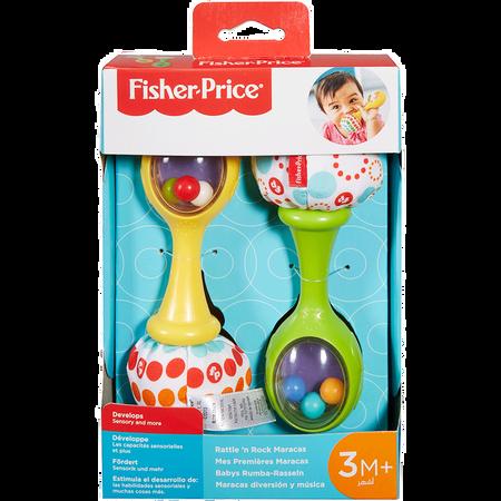 Fisher-Price Babys Rumba-Rasseln