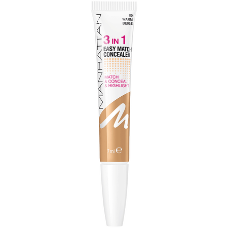 MANHATTAN 3in1 Easy Match Concealer