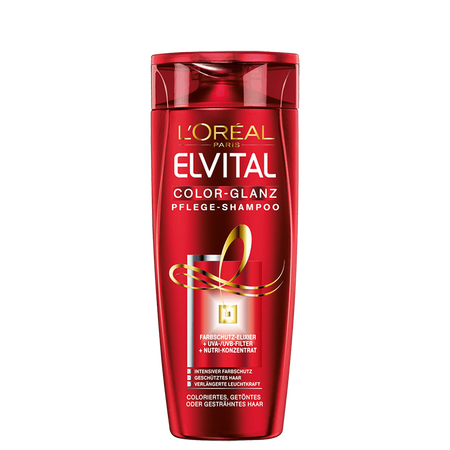 L'ORÉAL PARIS ELVITAL Color-Glanz Shampoo
