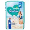 Bild: Pampers Splashers Größe4-5, Einweg-Schwimmwindeln