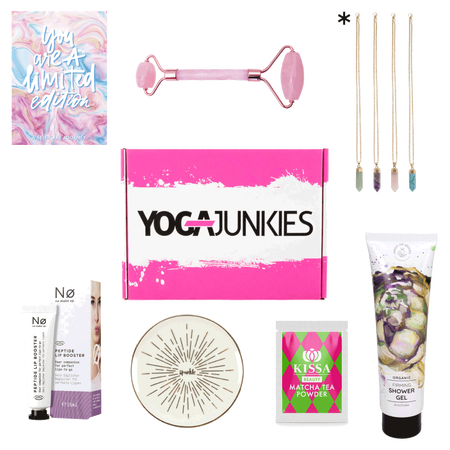 YOGA JUNKIES Yoga Junkies Box I BIPA Special Edition
