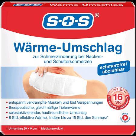 SOS Wärme-Umschlag