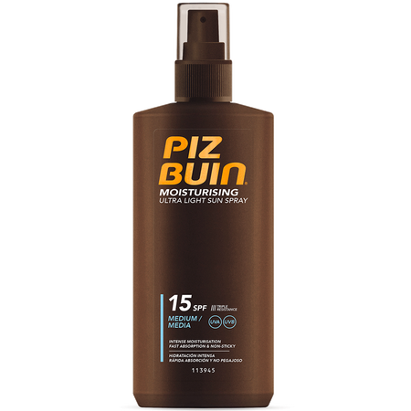 PIZ BUIN In Sun Ultra Light Spray LSF 15