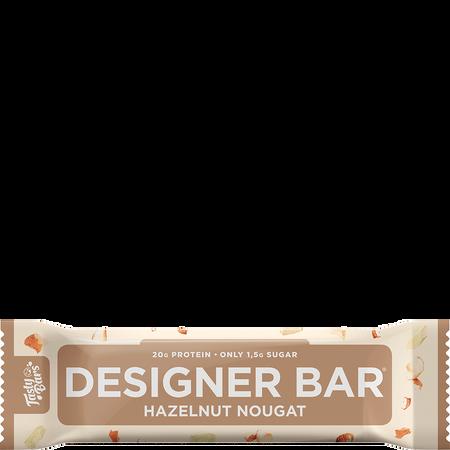 Tasty Bars Designer Bar Hazelnut Nougat Proteinriegel