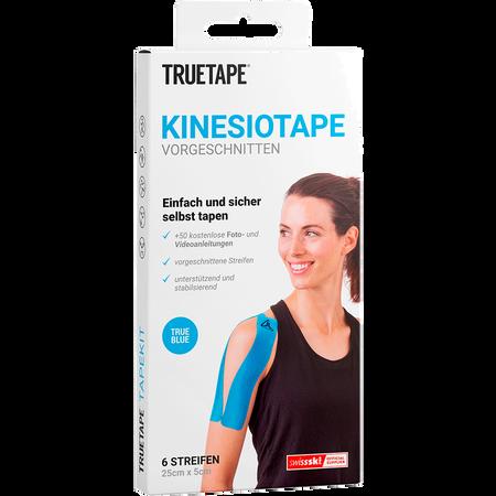 True Tape Kinesio Tape Vorgeschnitten