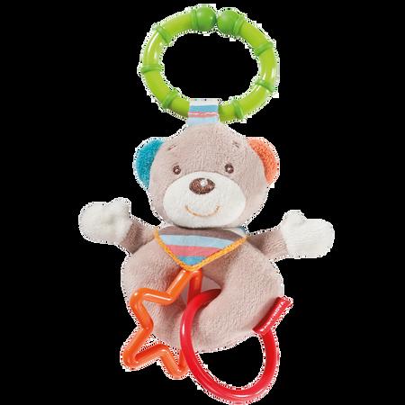 BABY-NOVA Plüsch Rasselanhänger