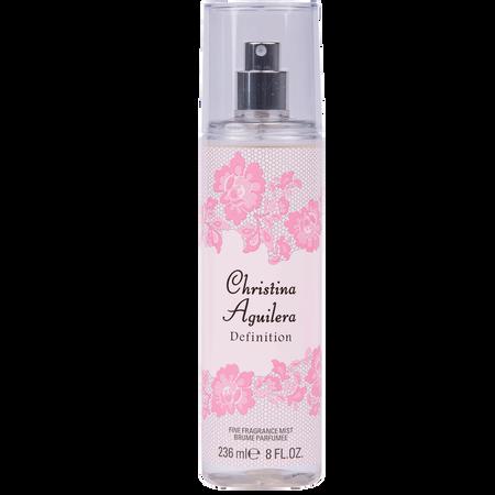 Christina Aguilera Definition Fine Fragrance Mist