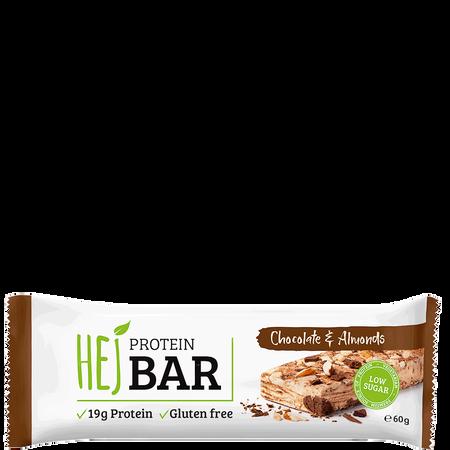 HEJ Protein Bar Chocolate & Almonds