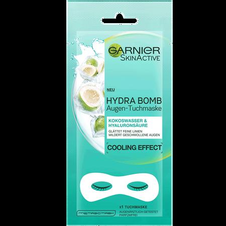 GARNIER SKIN ACTIVE Hydra Bomb Augen-Tuchmaske