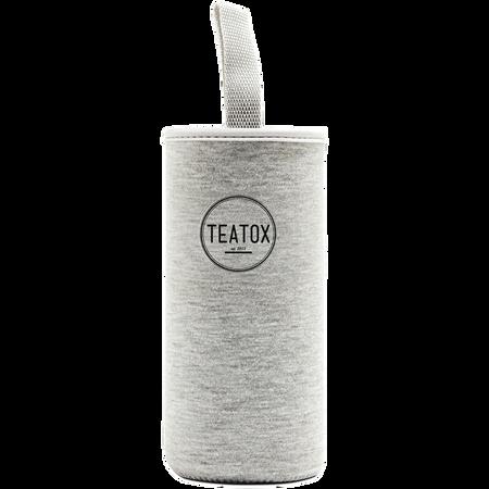 Teatox Thermo Go Sleeve hellgrau