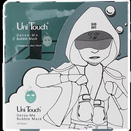Uni Touch Bad Boy Detox-Me Bubble Maske