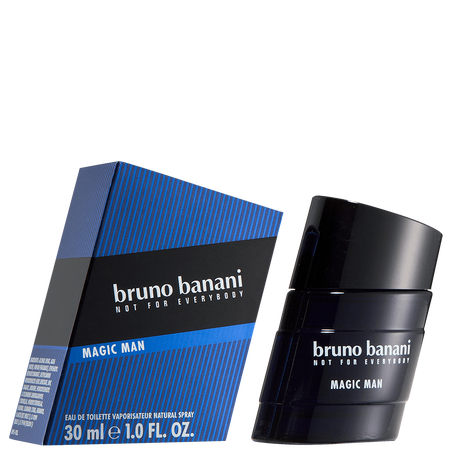 bruno banani Magic Man Eau de Toilette (EdT)