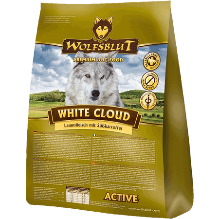 Wolfsblut White Cloud Active