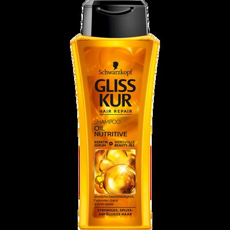 Schwarzkopf GLISS KUR Oil Nutritive Shampoo