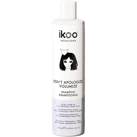 ikoo Shampoo Don't Apologize Volumize