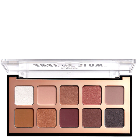 NYX Professional Make-up Lidschatten Palette