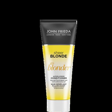 JOHN FRIEDA Sheer Blonde Go Blonder aufhellender Conditioner mini