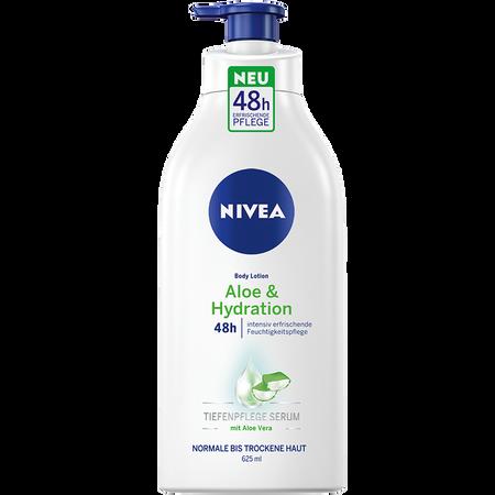 NIVEA Bodylotion Aloe & Hydration