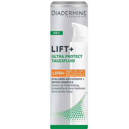 DIADERMINE LIFT+ Ultra Protect Tagesfluid LSF 50+