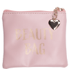 Bild: LOOK BY BIPA Kosmetiktasche Beauty Bag Rosa