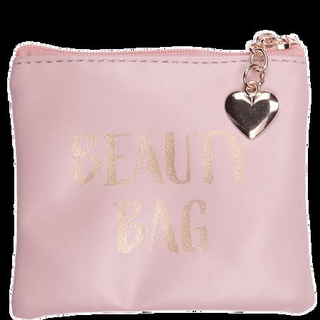 LOOK BY BIPA Kosmetiktasche Beauty Bag Rosa