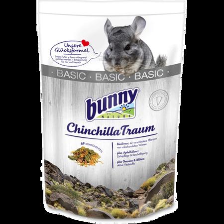 bunny Chinchillatraum Basic Futter