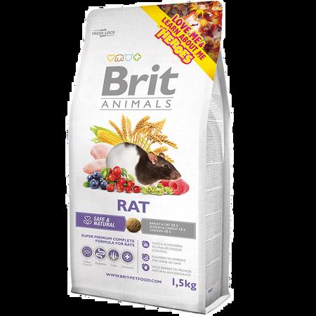 Brit Animals Rat Complete Futter
