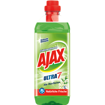 Ajax Allzweckreiniger Frühlingsblumen
